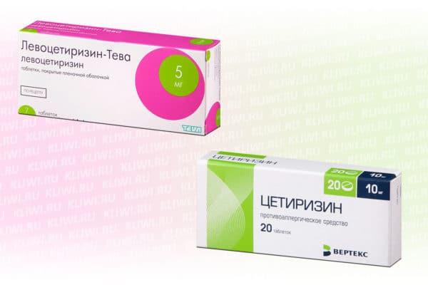 Левоцетиризин и Цетиризин — в чем разница?