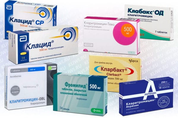 Клацид или Кларитромицин — что лучше?